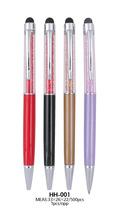 2014 new design promotional pen touch pen ball pen