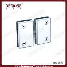 New Products Square Glass Door Hinges Of Stainless Steel DMS-C028