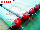 Hoop-wrapped glass fiber CNG Gas Cylinder , 65L ,Outer Diameter 356mm , 20 Mpa , ISO11439:2000