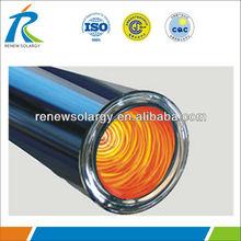Triple- target Solar Vacuum Tube Heating Pipe for Solar Water Heater Solar Collector 47mm 58mm diameter