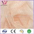 China fabricante 20D nylon de cristal tulle tecido para construção tutus
