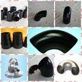 M. S tube acier au carbone raccords de tuyauterie coude tee bouchon réducteur et astm asme bride