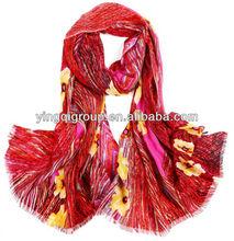 100% pure wool scarf series--Beautiful, Elegant, Simon Dexter, Fashion comforter & woolen muffler, dobby, any printed you like