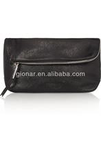 black softer unique clutch purses , lady small coin purse designer purse
