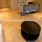 PVC vinyl flooring wood roll
