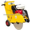 manufactory gaooline concrete road cutting machine, concrete road cutter with high quality,cutting width 500mm