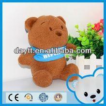 football mascot plush toys plush halloween bears plush graduation bear