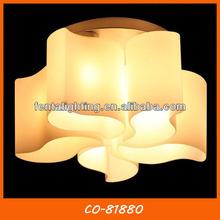 Modern glass ceiling chandelier CO-81880 ceiling lamp for room