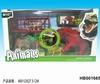 تعزيز اهتمام الصين باء/ س الغابات لعبة الحيوان البلاستيك مجموعة للأطفال