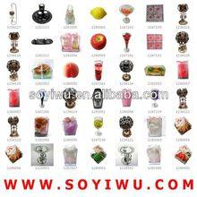 Metal moldes para velas mayorista fabricantes de Yiwu mercado para velas