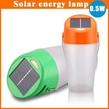 2015 new style solar lamp/solar led camping light/led desk lamp