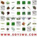 Flores feitas à mão de lã e atacadista de yiwu mercado para flores artificiais& bina