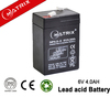 Maintainence Free sealed lead acid UPS system battery 6v 4ah