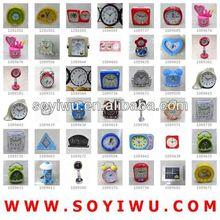 FASHIONAL ART DECORATIVE ALARM CLOCK Manufacturer from Yiwu Market for Clock