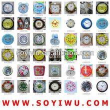 METAL SPRING CLOCK Manufacturer from Yiwu Market for Clock