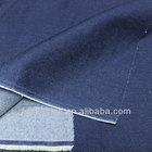 100%cotton denim fabric for jean garment / 10 oz twill