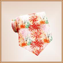 High Quality Digital Printed 100% Silk TIE OEM Necktie