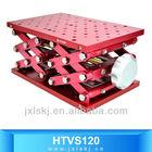 High Precision Manual Scissor Vertical Translation Stage Lab Jack HTVS120