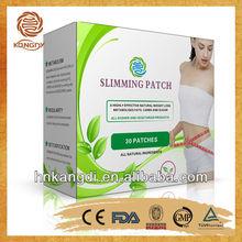 Health products slender green natural 100% natural slimming capsules