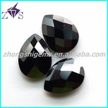 Fashion Looking Checkerboard Synthetic Loose Zircon CZ Gems