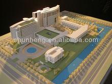 Handmade Plastic Scale Model For Suzhou Children's Hospital plan