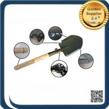Alibaba Chinese military shovel with folding shovel during heated steel shovel