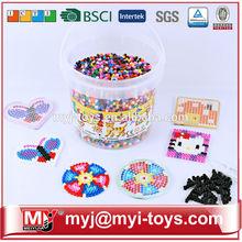 Meiyijia Direct selling plastic toys diy magic beads modern toys for children ET05A3