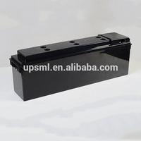 China recharge agm lead acid battery 2v 6v 12v 2 volt 6 volt 12 volt opzv opzs front terminal lead acid battery manufacturer