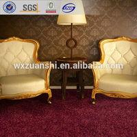 Jinxiu B ,shaggy polyester wall to wall used hotel carpet