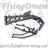 pit bike KLX model double girder steel frame dirt bike parts ,mini moto parts,off road parts