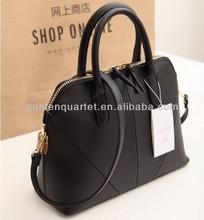 Fashion PU brand bag handbag shells shoulder bag