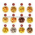 noix croustillant biscuit biscuits faisant la machine