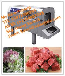 professional meat dicing machine/meat dicing machine