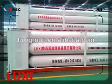 Manufacturer GSJ11-2320-CNG-25 11-tube skid bundle container