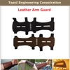 Archery Arm Guard , LEATHER ARM BRACER / GUARD TOP QUALITY