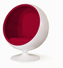 fiberglass leisure chair Eero Aarnio ball chair designer chair replica