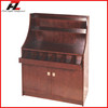 Wood Commerical Bar Counters with Drawer / Hostess Stands/Drink Bar Stand