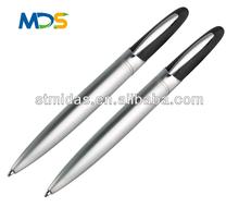cheap metal hot pen, twist pen & metal ballpoint pen for promotion , office ,MDS-B2040
