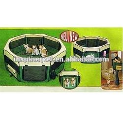 "45"" pet puppy dog playpen exercise pen kennel"