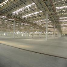China Honglu Light Steel Workshop Building
