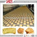 Completamente automático HG máquina de la galleta de proceso de producción