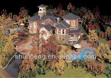 SH model new product / scale model maker/miniature model house