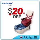 foot healthcare electric salon chair headrest