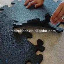 baseketball court rubber cushion floor