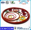 Hot! Clear Seal Oval Spring Soft Flat EPDM/HNBR/NBR/Viton Silicon Rubber O Ring