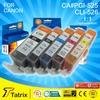 Color Compatible Ink Cartridge PGI-525/CLI-526 for Canon Use For Canon Inkjet Printer