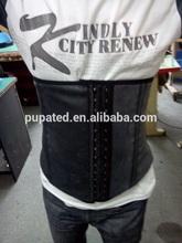 Wholesale item keep fit latex cincher waist belt for fat body