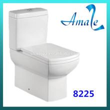 Sanitary Ware Ceramic Bathroom Two Piece Watermark