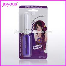 malaysian hair dye Natural color hair mascara fashion waterproof