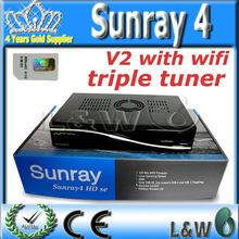 Sunray 800 HD se wifi Linux hd receiver , SUNRAY sr4 Enigma2 sunray 800 se hd sim 2.20 satellite receiver